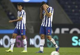شکست تلخ پورتو با تصمیم بحث برانگیز سرمربی در خصوص طارمی | جامی که از دست رفت