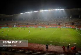 موافقت فرماندار با برگزاری فوتبالهای کشوری در اهواز / فولاد، سالمترین ورزشگاه را دارد