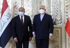 ظریف در دیدار با فواد حسین بر تعهد ایران به ثبات عراق تاکید کرد