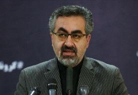 جهانپور: تغییر معناداری در رفتار کروناویروس در ایران مشاهده نشده است