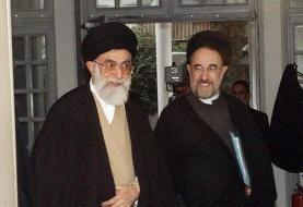 محمد خاتمی در آستانه انتخابات ریاست جمهوری به آیتالله خامنهای نامه نوشت