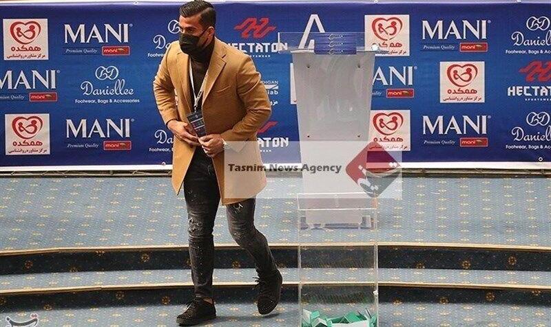 کاپیتان تیم ملی ایران به کریمی رای نداد + ویدئو