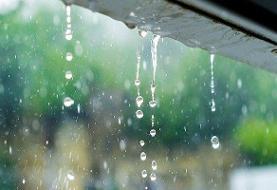 بارشهای پراکنده در استانهای کشور | ورود سامانه بارشی جدید از پنجشنبه