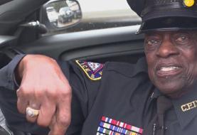(ویدئو) پلیس ۹۱ ساله!