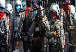 ۱۸ کشته در ناآرامی های میانمار