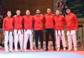 بازگشت تیم ملی تکواندو بلغارستان به صوفیه