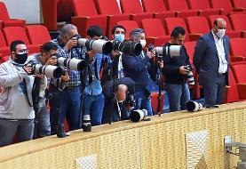 (تصاویر) انتخابات فدراسیون فوتبال