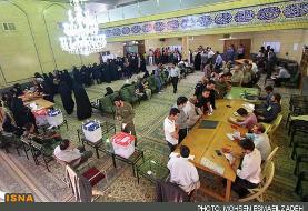 نصیرایی: حضور پرشور مردم در انتخابات توطئههای دشمن را کمرنگ میکند