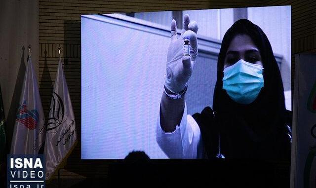 ویدئو / آغاز تست انسانی دومین واکسن ایرانی کووید-۱۹