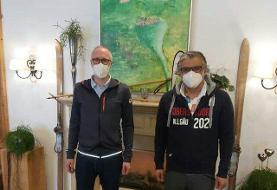 دیدار دبیر فدراسیون اسکی ایران با دبیرکل FIS/ تاکید بر حمایت از ایران