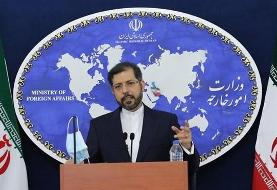سخنگوی وزارت خارجه: زمان مناسبی برای مذاکره با آمریکا نیست