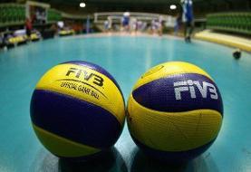 تصمیم نهایی شورای لیگ ملتهای والیبال به تعویق افتاد