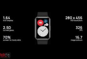 Huawei Watch FIT؛ ساعت هوشمندی که نمی خوابد! (+فیلم و عکس)