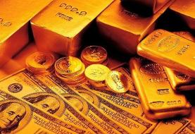 قیمت طلا، سکه و دلا در بازار امروز ۱۳۹۹/۱۲/۱۰