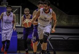 معرفی چهارمین تیم مرحله یک چهارم لیگ بسکتبال/ خوزستانیها صدتایی شدند