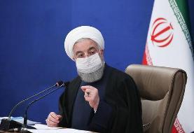 بررسی طرح ملی نمکزدایی و انتقال آب از خلیجفارس به مرکز فلات ایران با حضور روحانی