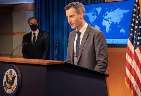 آمریکا : منتظر پیشنهاد سازنده از طرف ایران هستیم