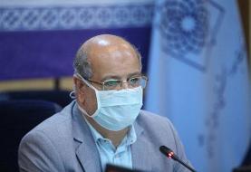 درخواست زالی درخصوص استفاده از ظرفیت دستگاهها برای اجرای واکسیناسیون