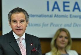 مدیرکل آژانس انرژی اتمی: اعضای شورای حکام تمایل دارند مسائل را با گفتوگوی سازنده حل کنند