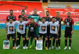 پرسپولیس یک - سایپا صفر/ سرخپوشان روی نوار پیروزی+ جدول رده بندی لیگ برتر