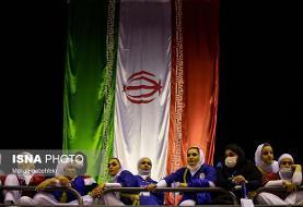برگزاری اردوی تیم ملی کشتی آلیش زنان قبل از پایان سال