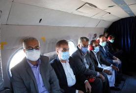 (تصاویر) سفر هیات ویژه مجلس به سراوان