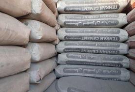 افزایش غیرمجاز قیمت سیمان توسط عاملان فروش
