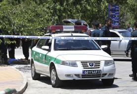 اعدام عوامل حمله به کلانتری کوی مجاهد اهواز