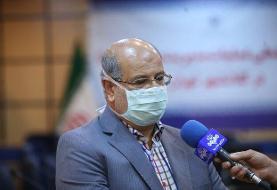 فوت ۹ نفر بر اثر ابتلا به ویروس جهش یافته کرونا در استان تهران