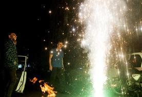 ۴ نفر در ساوه به دلیل انفجار مواد محترقه راهی بیمارستان شدند