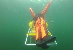 غریق نجات روباتیک به کمک شناگران میآید