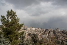 بهبود کیفیت هوای پایتخت طی امروز