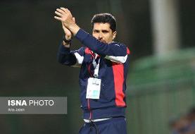 حسینی: ۲۴ روز بازی رسمی نداشتیم/ باید مقابل استقلال محکم باشیم