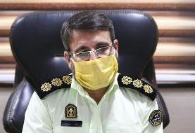 برخورد پلیس با دورهمی ۱۰۰ نفره یک کافه در شرق تهران