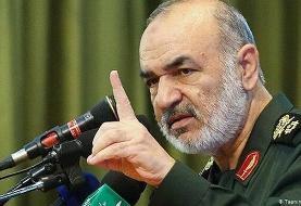 هشدار مجدد صریح اللحن سردار سلامی به دشمنان؛ شما را روانه گورستان تاریخ می کنیم
