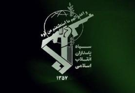اقدام گروهک های تروریستی در حمله به کارکنان مهندسی سپاه در سراوان