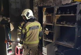 ویدئو | جزئیات آتشسوزی در شیرخوارگاه آمنه