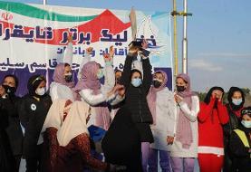 قهرمانی آرتمیس در لیگ برتر روئینگ بانوان