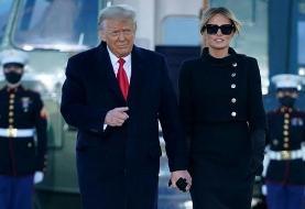رسانههای آمریکا: ترامپ و همسرش پیش از ترک کاخ سفید واکسن کرونا زدند