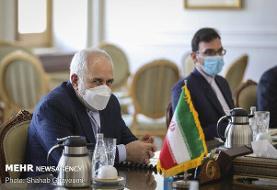 ظریف بر ارائه کمکهای انساندوستانه به مردم یمن تاکید کرد