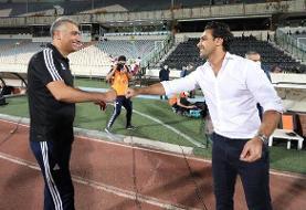 ویدئو | ساکت الهامی برای مذاکره به باشگاه استقلال رفت