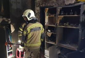 جزییات آتش سوزی در شیرخوارگاه آمنه