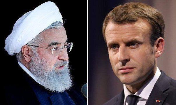 مکرون: ایران با مواضع شفاف مذاکرات هسته ای را تسهیل کند