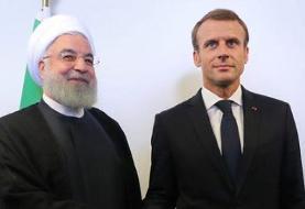 روحانی و مکرون گفتوگو خواهند کرد