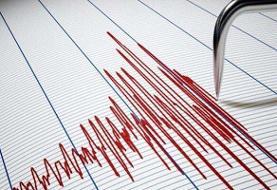 فاریاب کرمان با زلزله ۴ ریشتری  لرزید