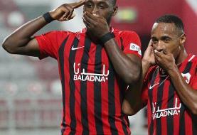 پیروزی تیم شجاع و علی کریمی در جام امیر قطر