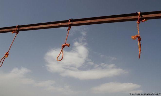 اعدام چهار زندانی سیاسی دیگر در اهواز به اتهام