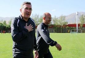 تکذیب مذاکره فدراسیون فوتبال با برانکو