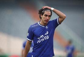 پرداخت قسط دوم رضایتنامه محمد نادری به باشگاه بلژیکی