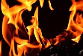 آتش سوزی در یک مدرسه در نیجر جان ۲۰ کودک را گرفت